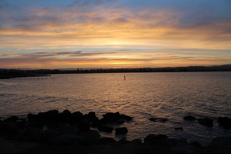 Hawkes Bay Sunset - HawkesBay, newzealand - ashleyr-6440 | ello