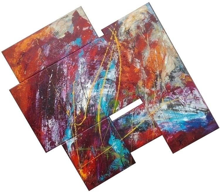 Wild - painting - xplore-1239 | ello