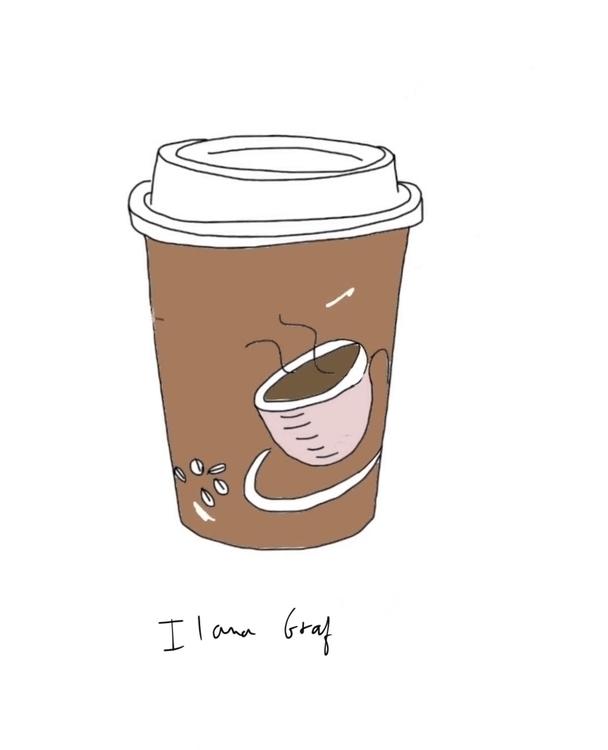 Coffee cup - coffee, coffeemug, Cup - ilanagraf | ello