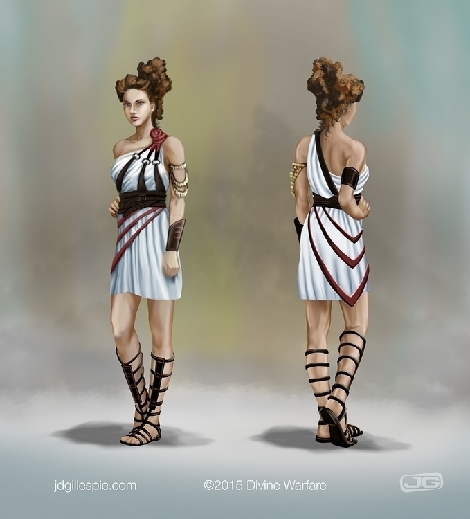 Clothing concept MK Corp - conceptart - jgdc | ello