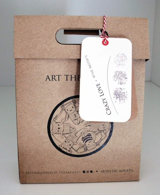 package designed Art Therapy Ki - sheree-3254 | ello