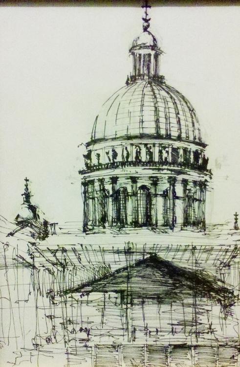 sketch_28x19 cm - olyayermakova | ello