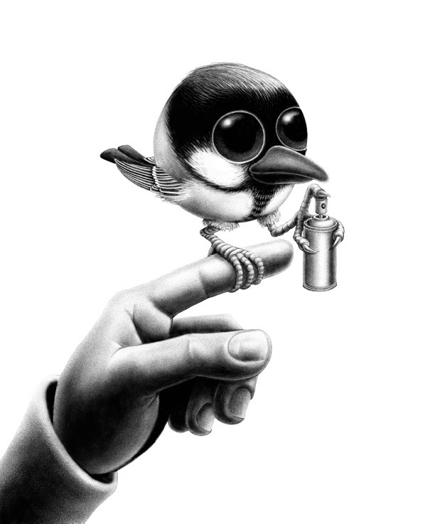 illustration, drawing, characterdesign - mattias_lindstrom | ello