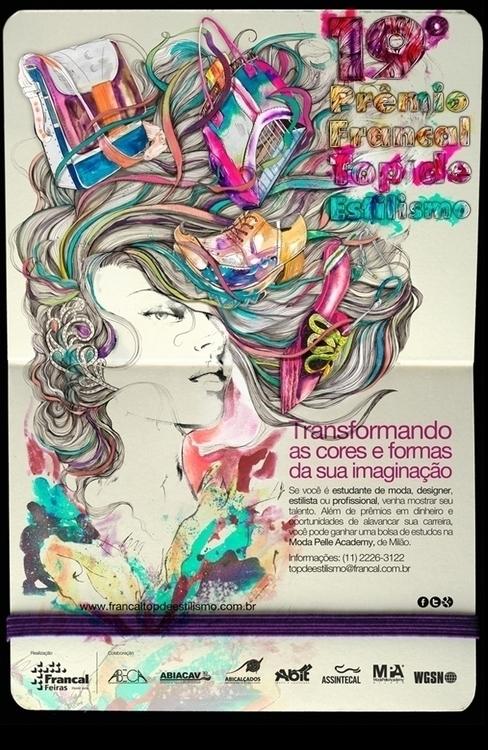 Illustration fashion fair - illustration - mariagomez-1366 | ello