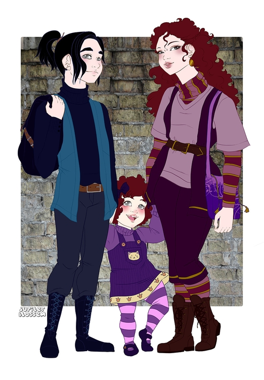 Tomo, Charna Laila - illustration - emilybrown-9208 | ello