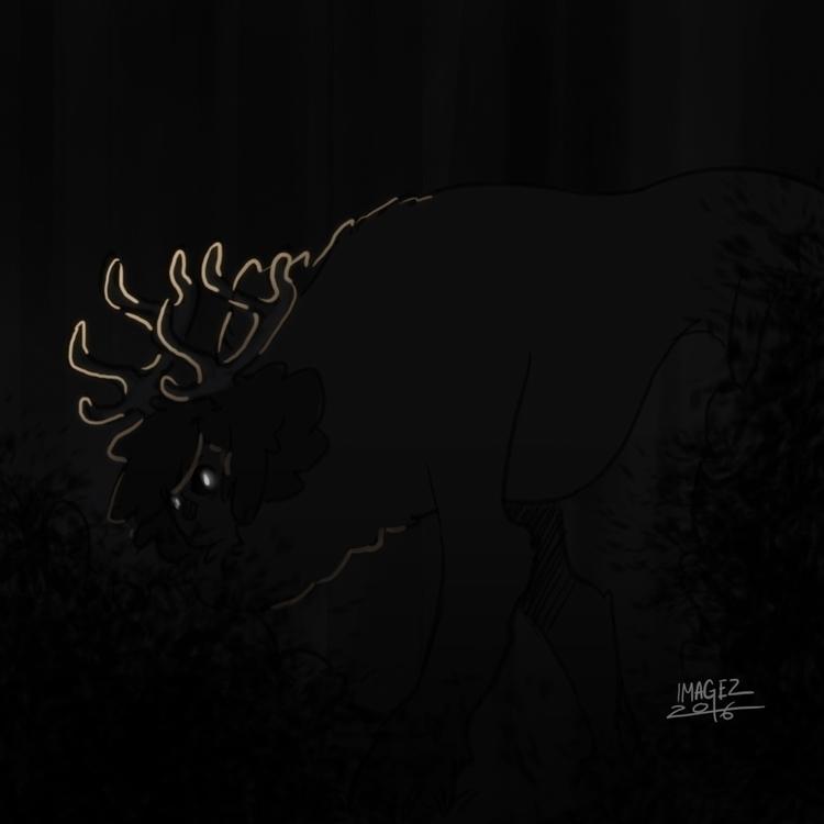 Deep forest, lives creature tak - imagezart | ello
