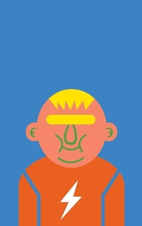 Gaffer Kris Miklos - illustration - krismiklos | ello