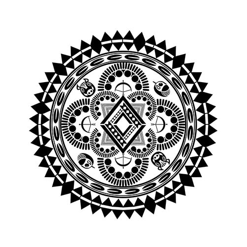 totem - Tsou - illustration, illustrator - kekemao   ello