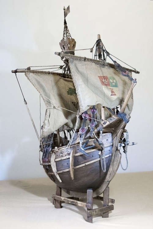 ship, model, sculpture - cyrill-9864 | ello
