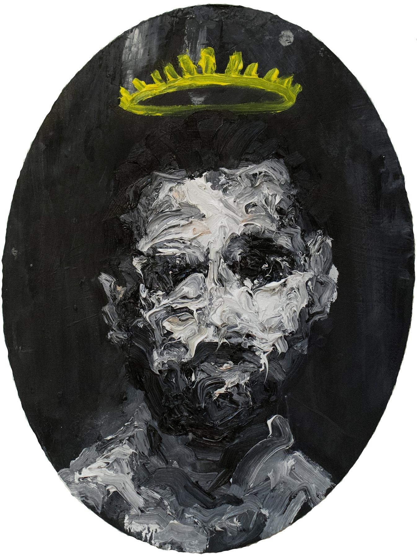 Portraits Memory / Oil Board 30 - armandocabba | ello