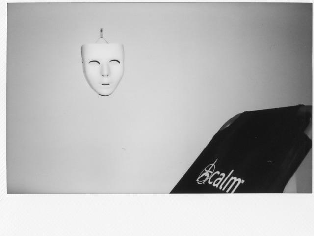 calm retire mask - flaneurity | ello