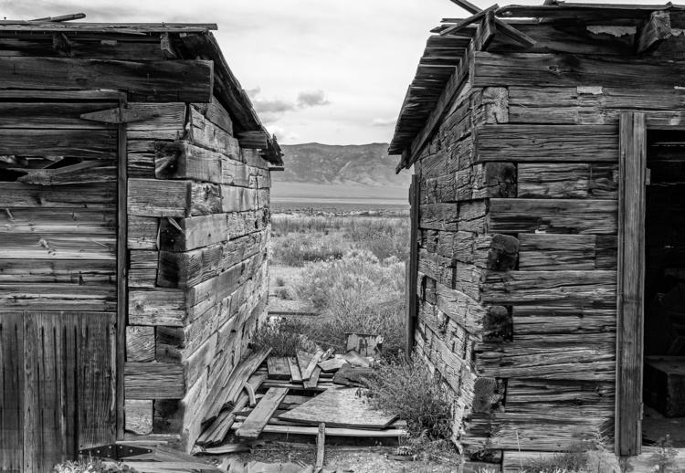 remnants Pony Express station R - docdenny | ello
