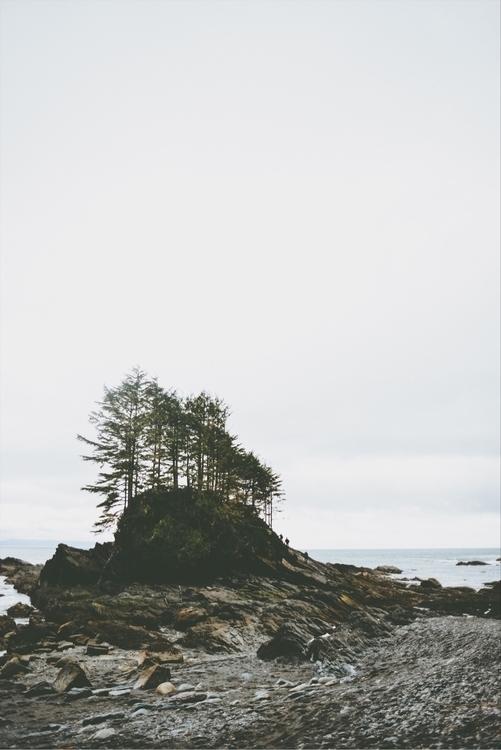 tides explore. Botany Point, BC - davidarias | ello