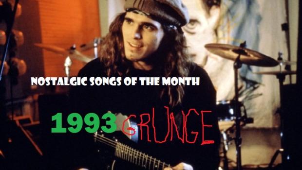 GRUNGE Songs 1993 - beardedgmusic | ello