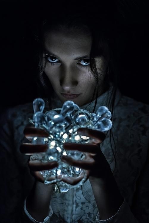 Photographer:Clovis Durand-Mol - darkbeautymag   ello