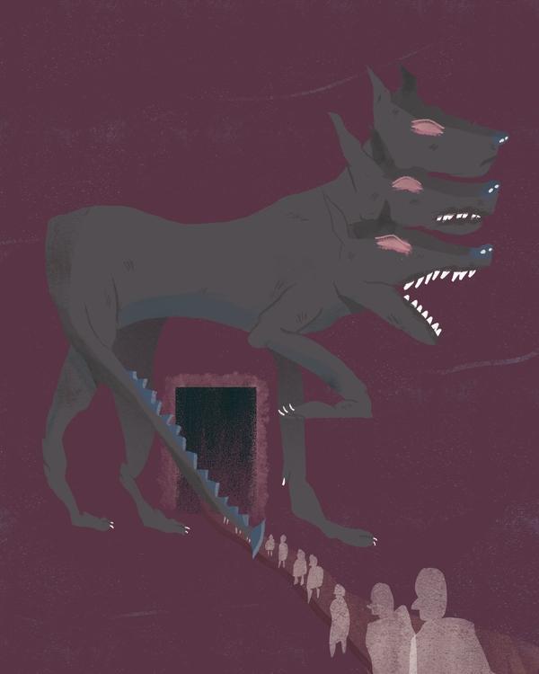 greek mythology Underworld prot - erickmramos | ello