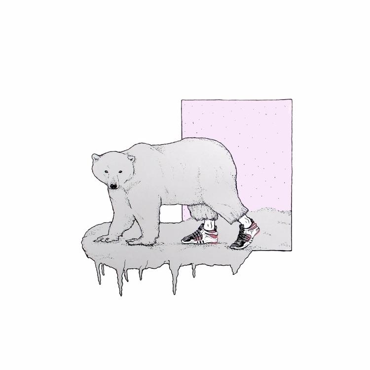 ankles cold. illustration - argiuolo | ello