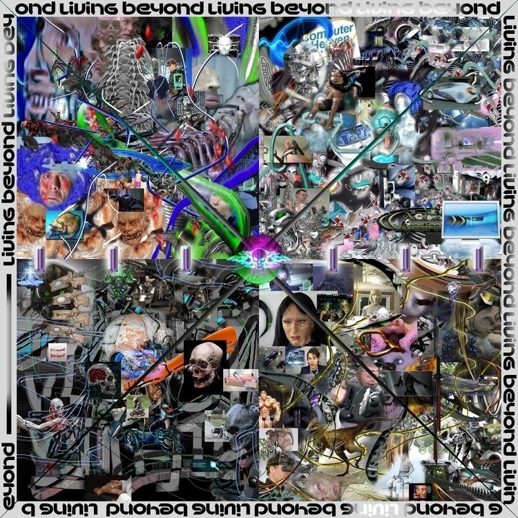 Tiki Boom/garbage boy - collaboration - donelektro | ello