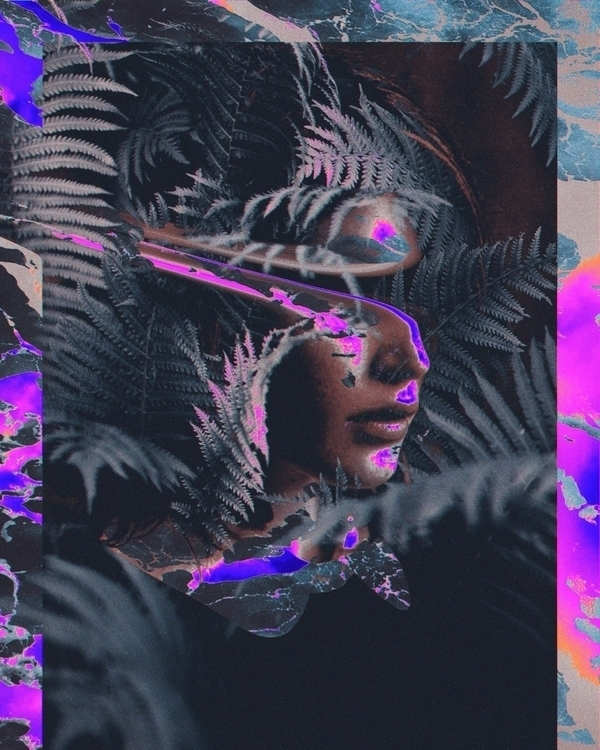 Nesa - digitalart, abstract, artdaily - dorianlegret   ello