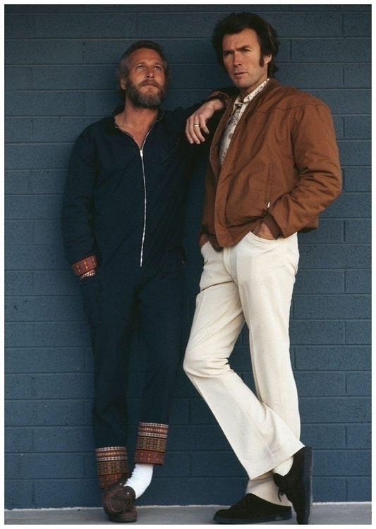 picture, AWESOME - paulnewman, clinteastwood - johnrezas | ello