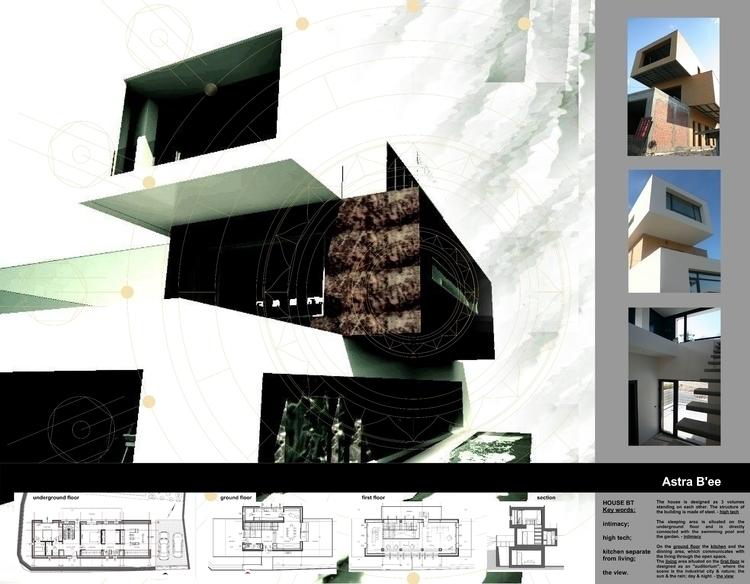 'House BT - architecture - astrabee | ello