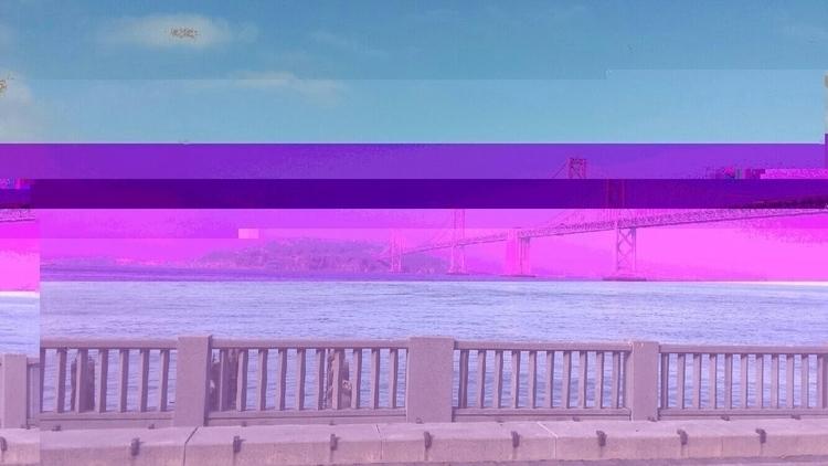 Bridge Created Vivian Elliott 2 - vivianisnotart | ello