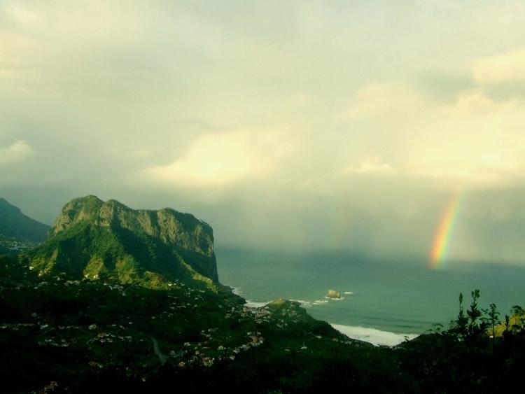 Rainbow Madeira - euric   ello