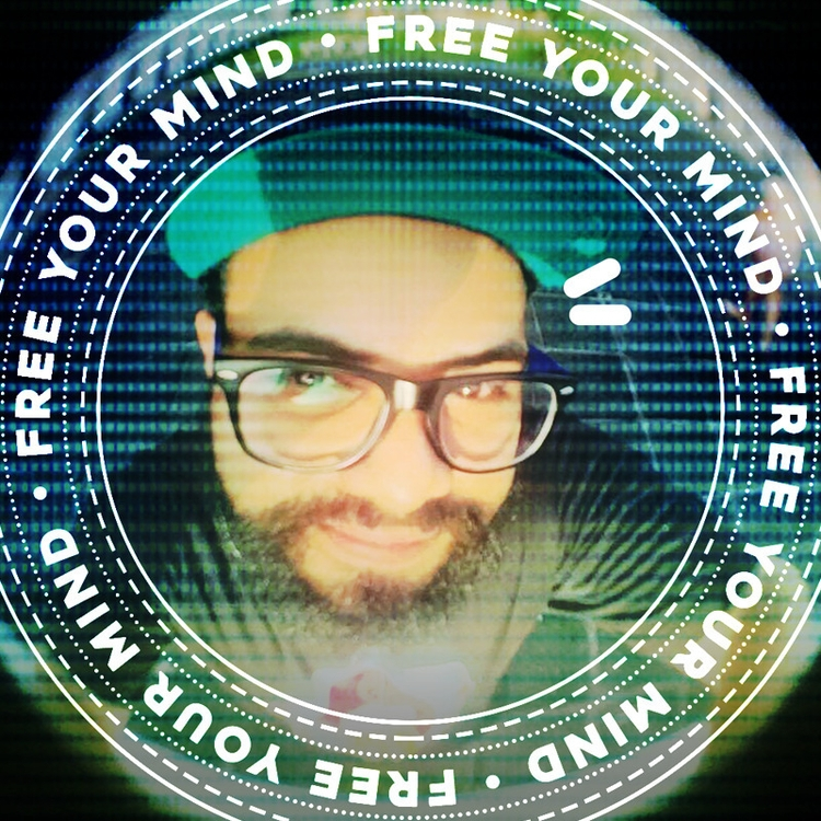 Free mind - freeyourmind, fisheye - iordan | ello