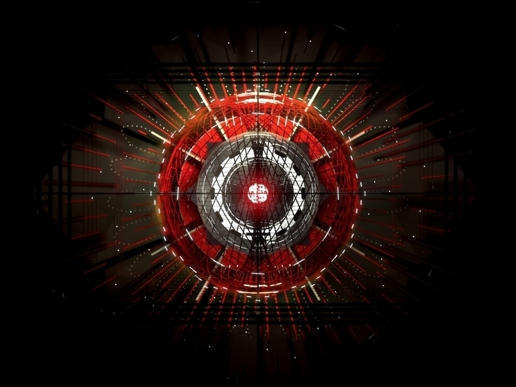 HAL LO - 3d, c4d, octanerender - theexperiential | ello
