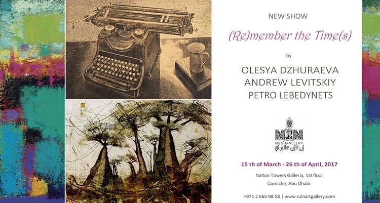 Exhibition N2N Gallery: Olesya  - n2ngallery_uae | ello