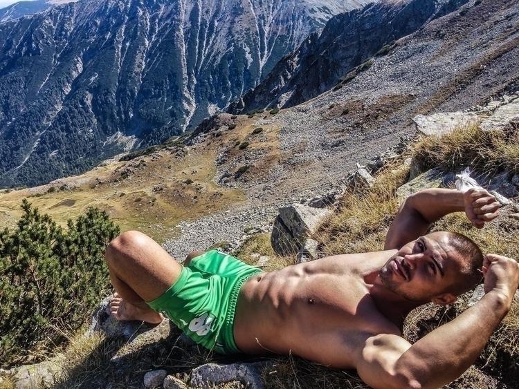 mountain, pirin, mountaineering - stamencho | ello