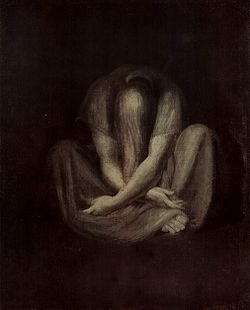 solidão comia... Uma vela acesa - demetriablak | ello