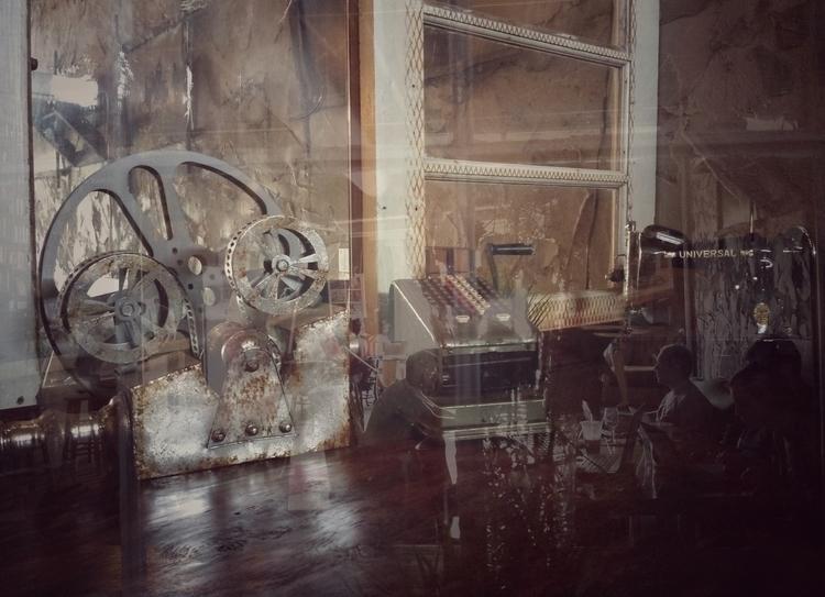 Coffeehouse Wabi-Sabi (Sunday)  - wabi__sabi | ello