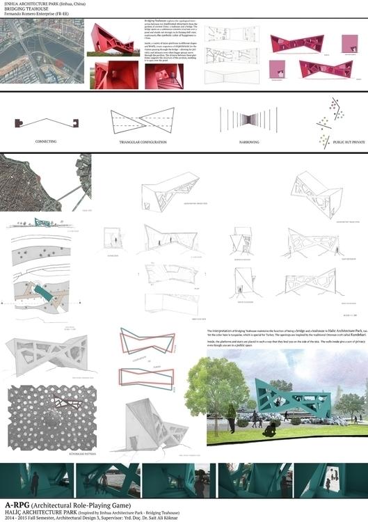 Haliç - Teahouse - architecture - ozdobrcan | ello