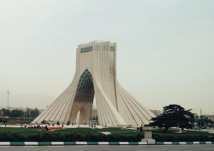 Tehran, Iran, AzadiTower - millad | ello