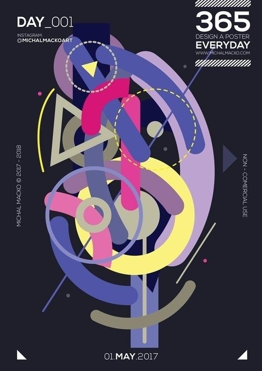 001/365 web - vector, art, abstract - artrovert | ello