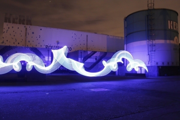 Kerk Gent series, pic nr. 1 - graffitilights - graffitilights | ello