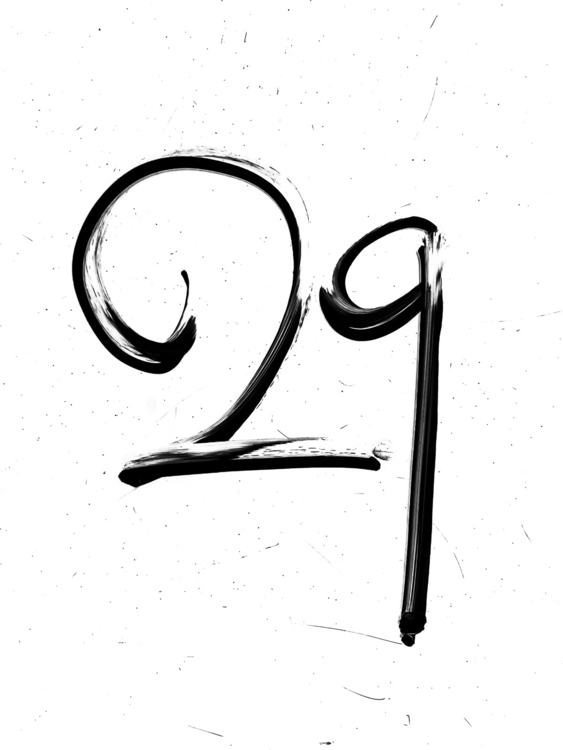 Q48  - typography, lettering, calligraphy - vndlzr | ello