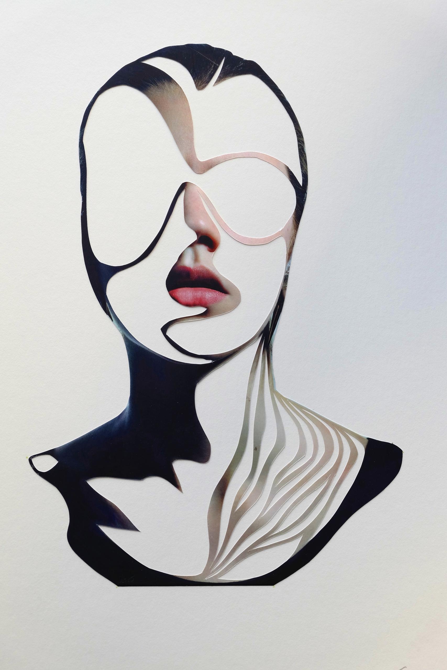 photography, cutout, papercutting - marcogallotta | ello