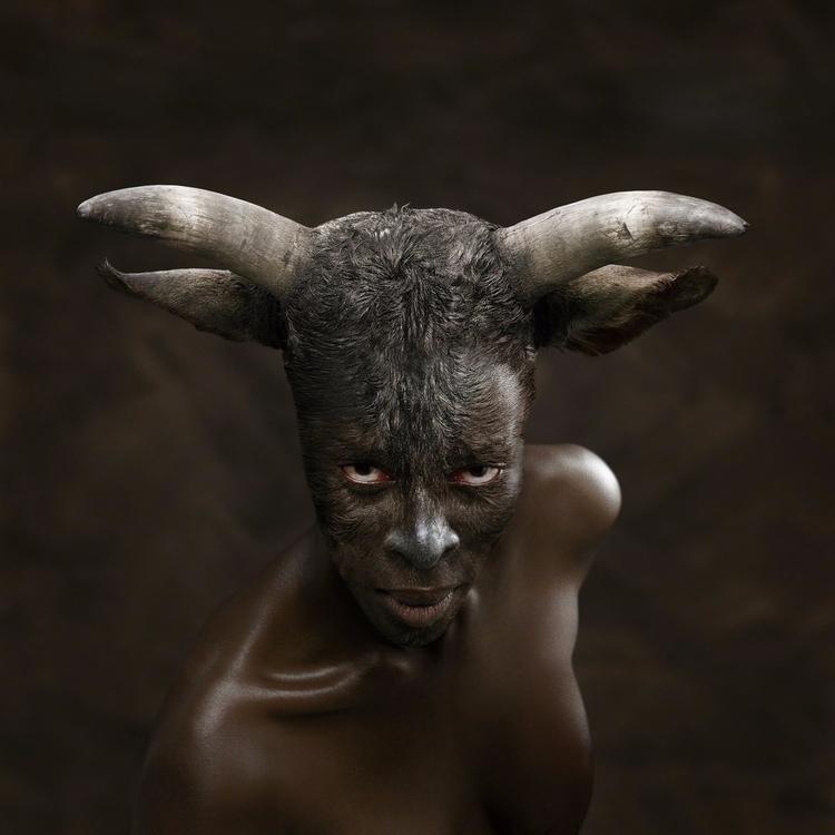 Nandipha Mntambo Europa, 2008 - blackartmatters | ello