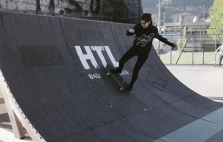 Beginners luck - skateboarding - rachelkatstaller | ello