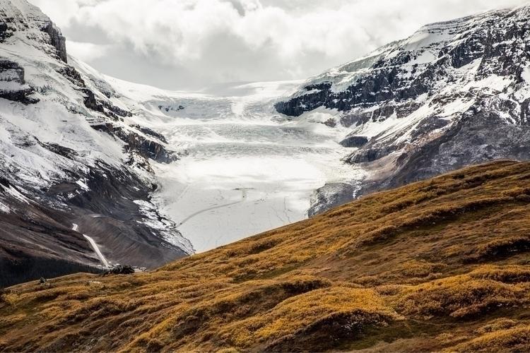 **Athabasca Glacier, Canada** A - papa_delta | ello