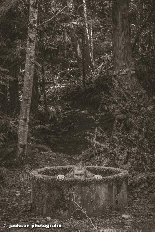 fortunately, short cut woods  - jacksonphotografix | ello
