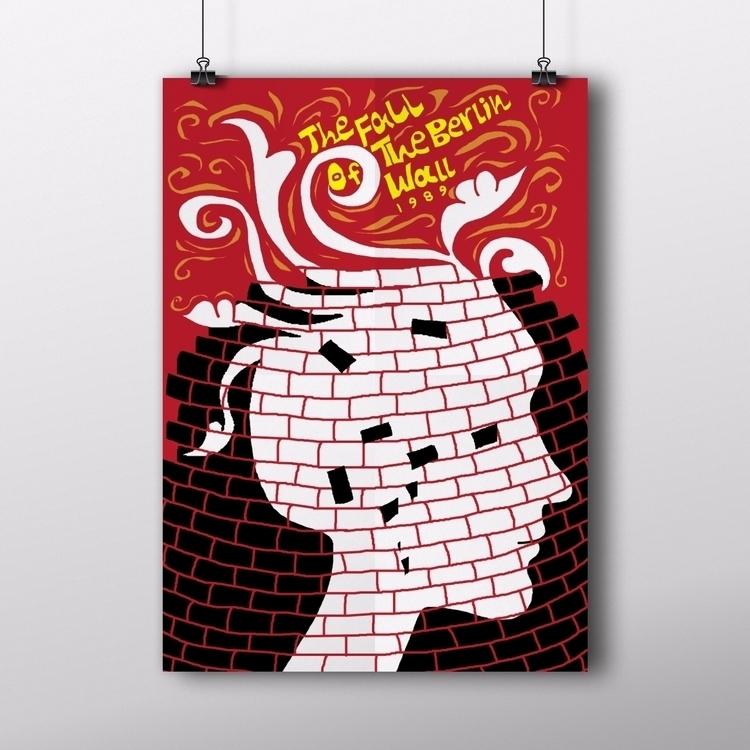 ↲ Category: Poster Title: Fall  - studiozanganeh | ello