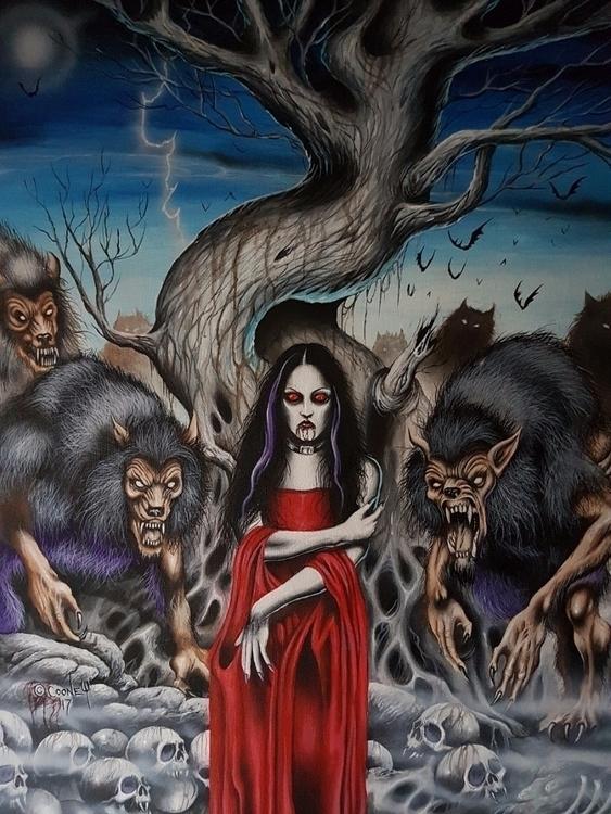 Book cover painting jea publish - stephencooney | ello