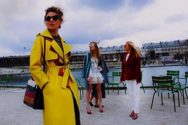 Spring  - womenswear, photography - fashionsnap | ello