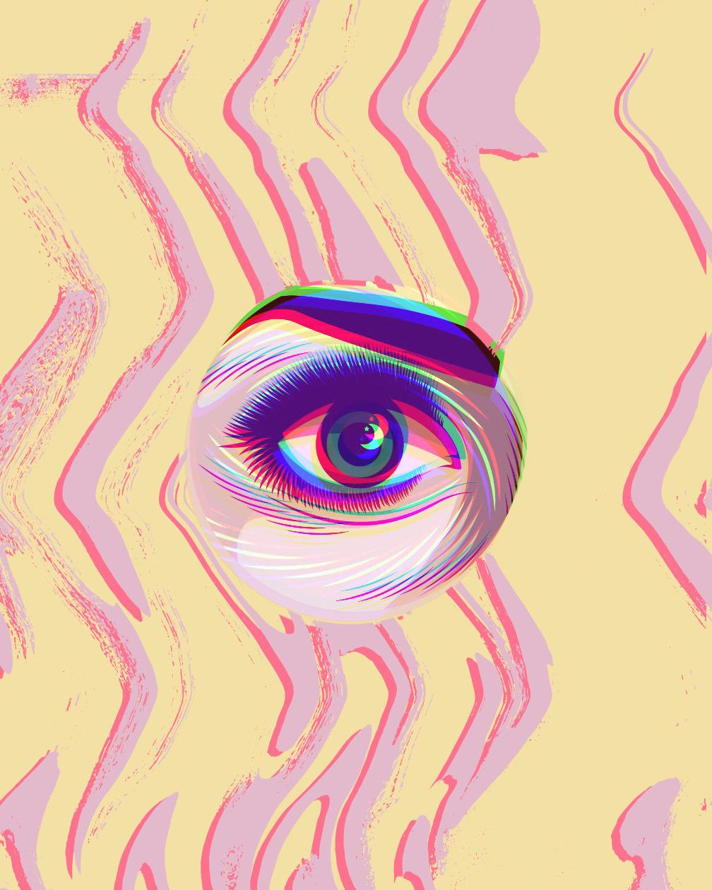 illustration, illustrator, photoshop - xeezles | ello
