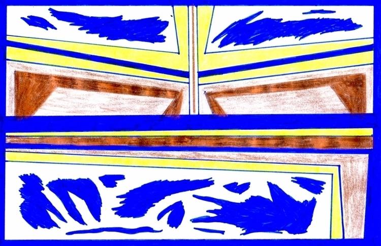 illustration, experimental, drawing - yvan-hydar   ello