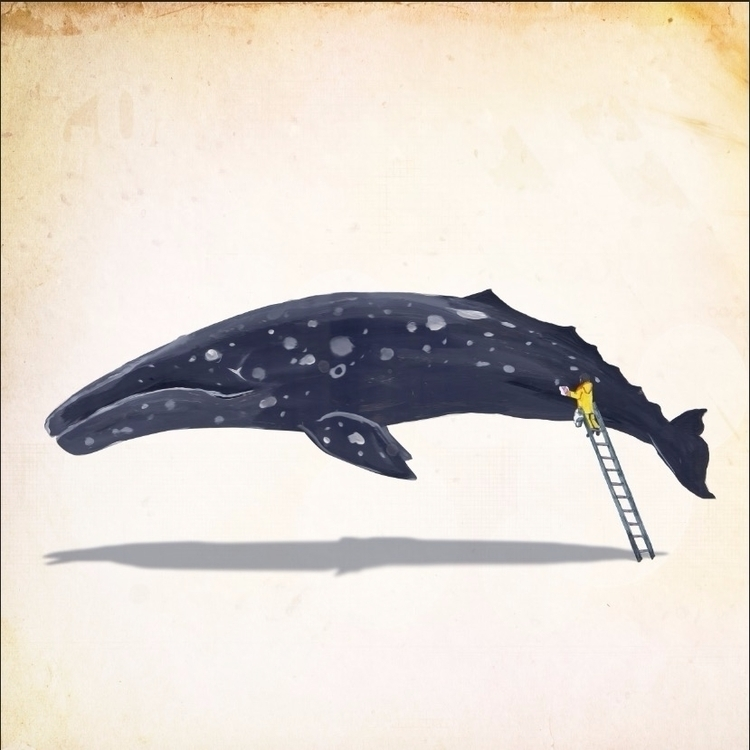 whale cleaner - civit   ello