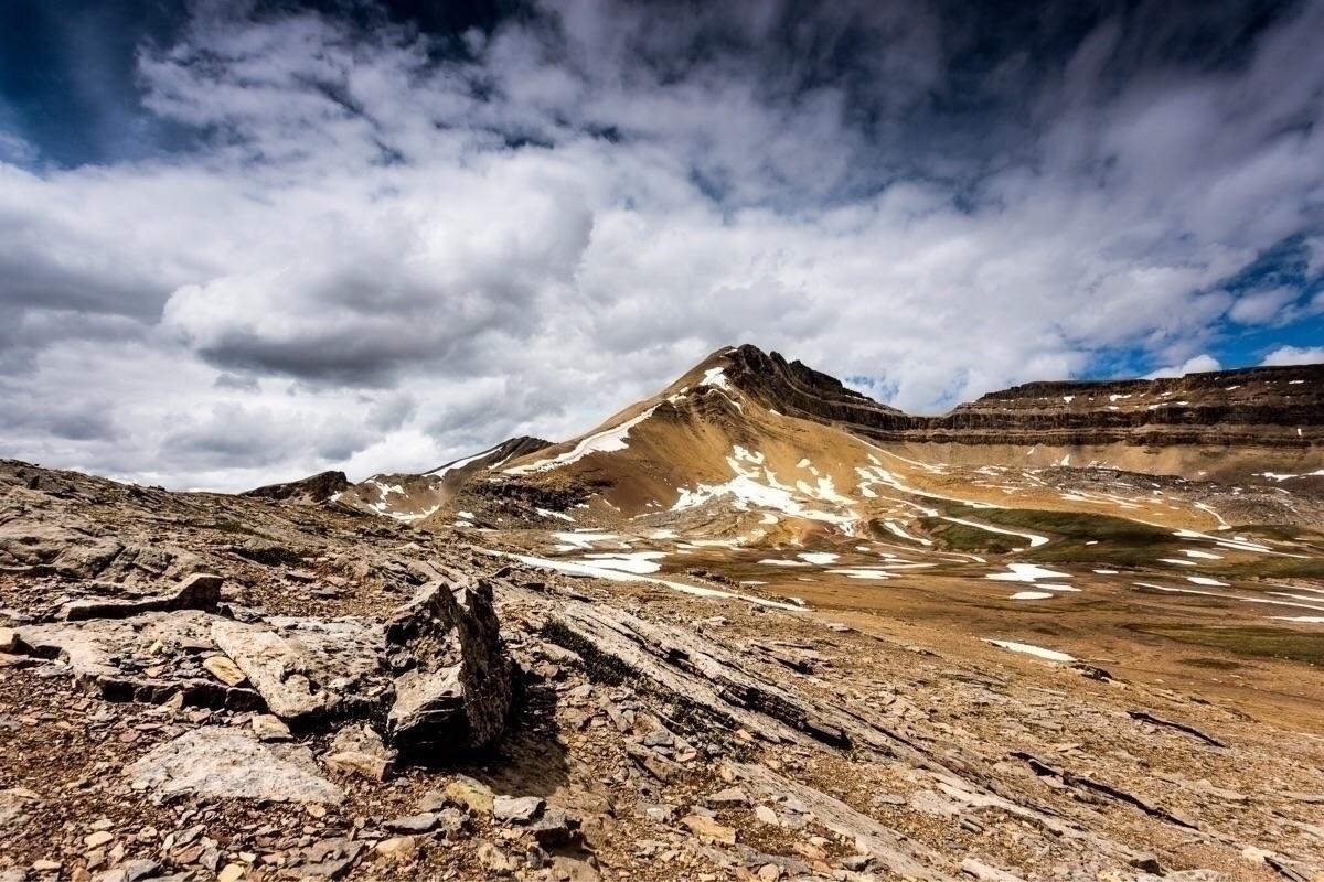 **Cirque Peak, Canada** view Ci - papa_delta | ello